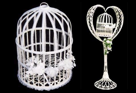 Where to find CARD BOX BIRD CAGE IN HEART in Beaver Falls