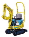 Where to rent YANMAR ULTRA MINI EXCAVATOR in Beaver Falls PA