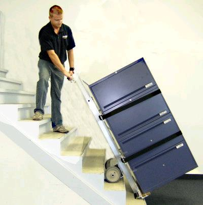 Powermate electric lift dolly rentals beaver falls pa for Motorized stair climbing dolly rental