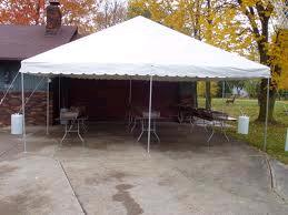 Where to find TENT PACKAGE 20 x20  FRAME in Beaver Falls
