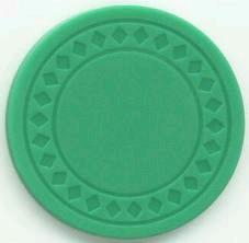Where to find POKER CHIPS,GREEN TRAY 100 in Beaver Falls