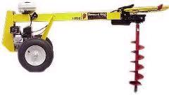 POST HOLE AUGER 1 MAN TOWABLE Rentals Beaver Falls PA, Where