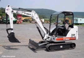 Where to find BOBCAT 331 EXCAVATOR in Beaver Falls