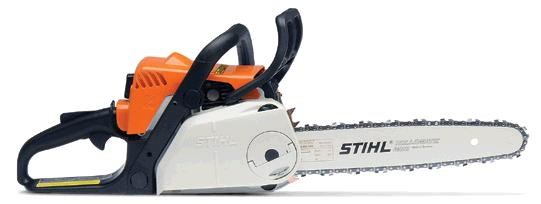 Where to find MS 180 C-BE STIHL CHAIN SAW 16 in Beaver Falls