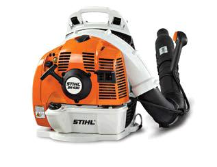 Where to find BR 450 STIHL BLOWER, ELEC START in Beaver Falls