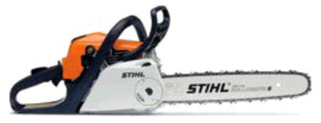 Where to find MS211 C-BE STIHL CHAIN SAW 18 in Beaver Falls