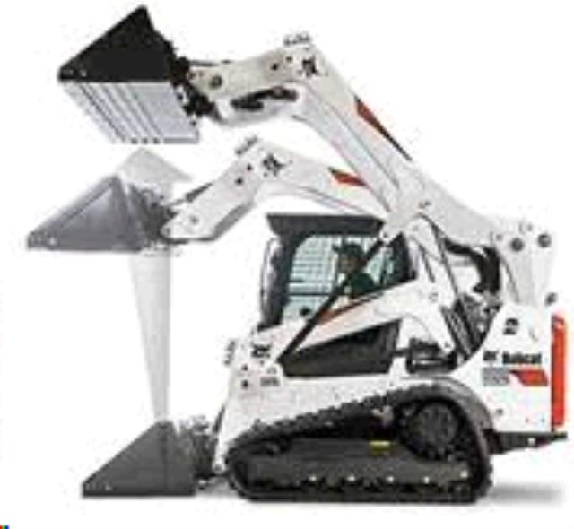 Where to find BOBCAT T590 T4 COMPACT TRACK LOADER in Beaver Falls
