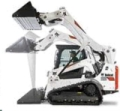 Where to rent BOBCAT T590 T4 COMPACT TRACK LOADER in Beaver Falls PA