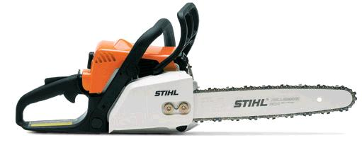 Where to find MS 170 STIHL CHAIN SAW 16 in Beaver Falls